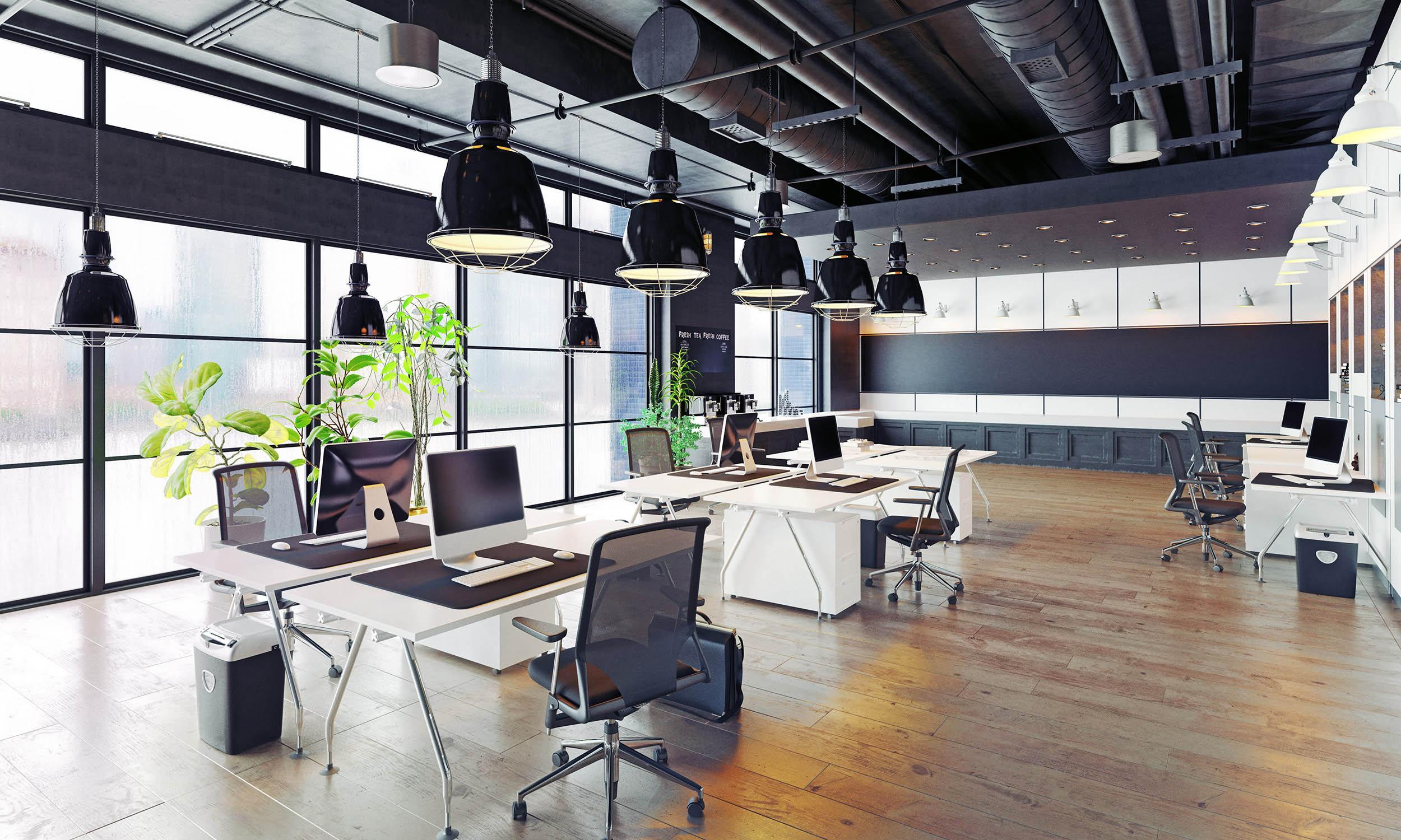 辦公室-室內設計